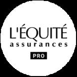 NetVox Assurances : logo partenaire Equite pro