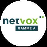NetVox courtier grossiste assurance : logo partenaire NetVox gamme A