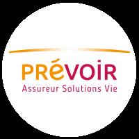 NetVox Assurances : Logo Partenaire Prévoir