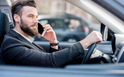 Assurance auto conducteur malussé : téléphone au volant et suspension de permis