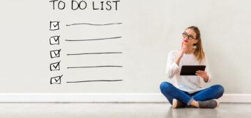 To Do List : Devenir courtier en assurance