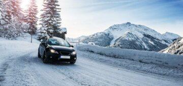 Assurance auto : préparer son véhicule pour partir à la montagne